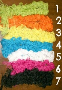 scarf colors