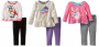 watch me grow sesame street girls 2 piece outfits
