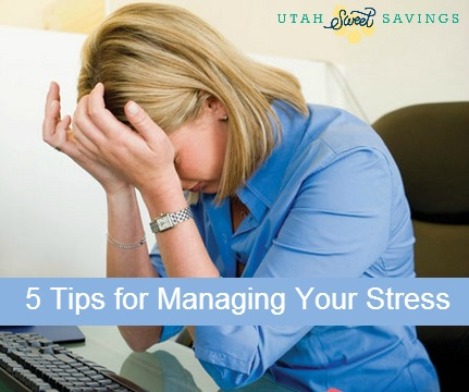 5 Tips for Managing Your Stress
