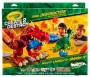 Crayola Create 2 Destroy Dino Destruction Play Set, Metropolitan Mayhem