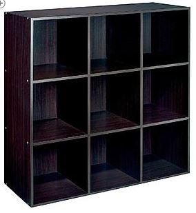 Essential Home  9 Cube Storage Unit