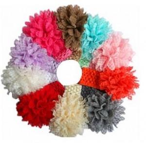 Girl's Lace Flower Headband