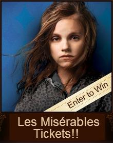 Les Miserables Giveaway