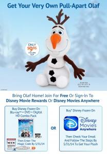 Olaf deal