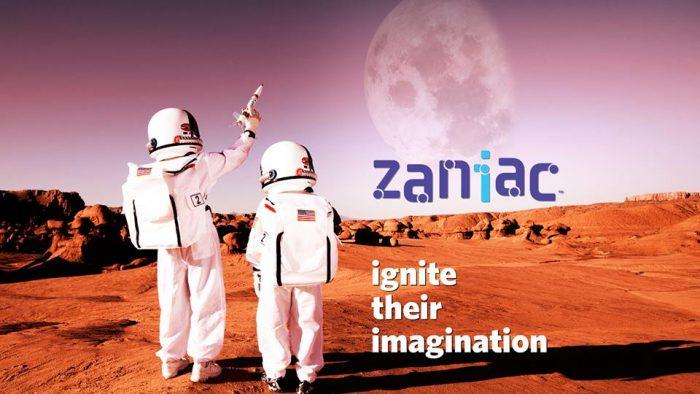 Zaniac - ignite their imagination