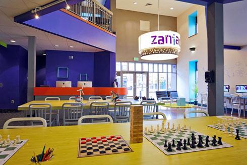 Zaniac location