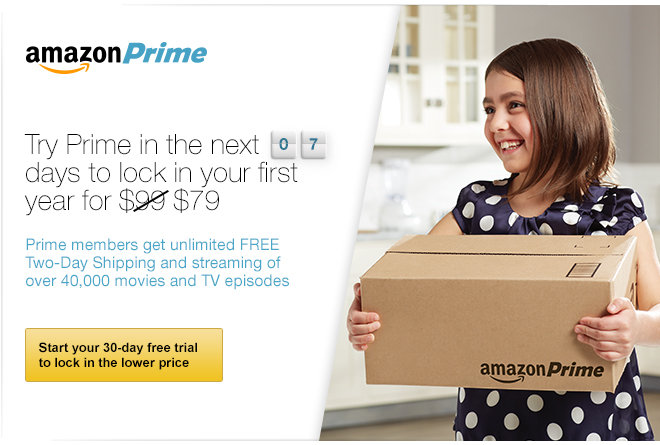 amazon prime now before price hike