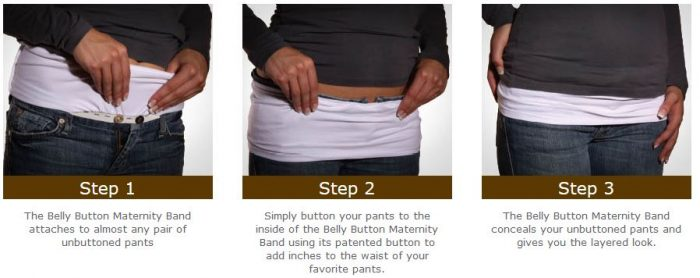 belly button bands