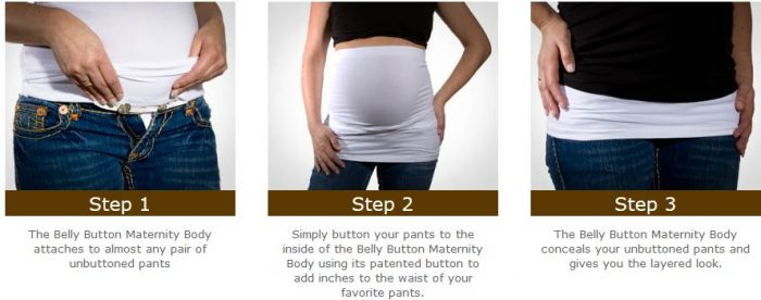 belly button body instructions