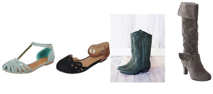 cents of style boots and shoes