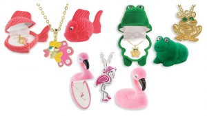 crystal kids necklaces