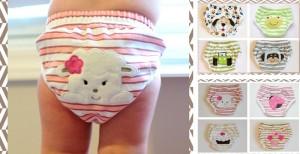 cutie bum toddler potty training undies