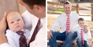 daddy & me ties