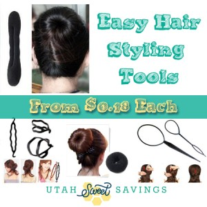 easy hair styling tools b