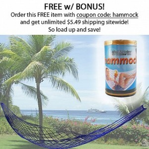 free hammock