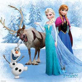 frozen  collection on zulily