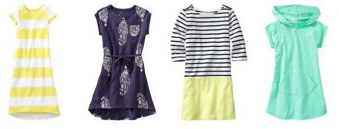 Old navy dresses for girls pictures