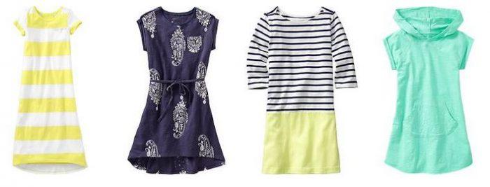 girls old navy dresses