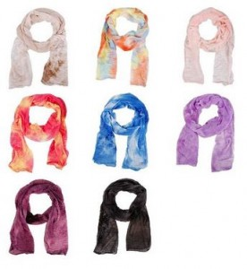 gradient scarves 276x300 8 Pack Scarves for $10.99! Thats $1.37 Each!