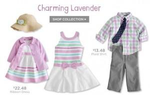 gymboree dressy lavender