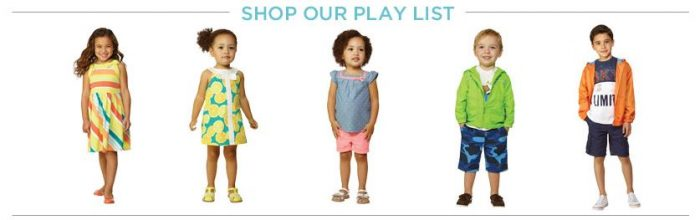 gymboree spring styles Gymboree: 30% Off Entire Purchase PLUS Bonus 20% Off Code! *Today Only*