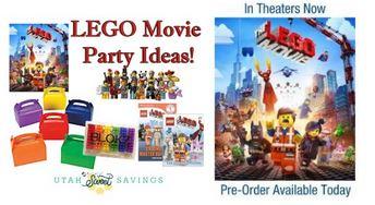 lego party pre order lego movie