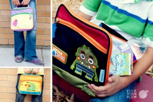 pick your plum kids lunch boxes