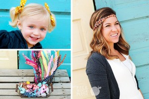 6 Flexible Wire Headbands or 8 Scrunchies for  2.99! – Utah Sweet ... 59232c547a5