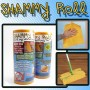 2 Pack Shammy Rolls - 40 Total Shammys