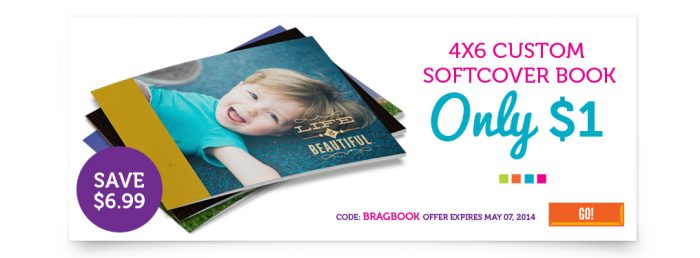 4X6 Custom Softcover Photo Book