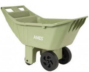 Ames 4 cu. ft. Poly Lawn Cart