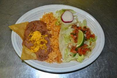 Cancun Cafe Fish Taco