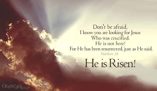 Easter Thought