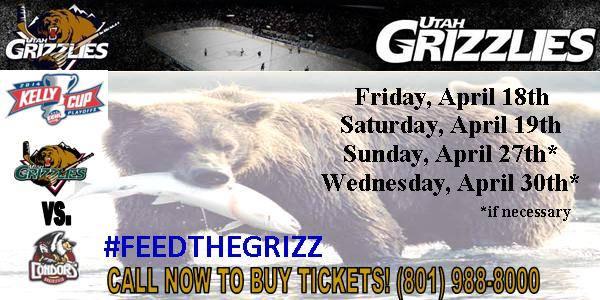 Grizzlies Playoffs