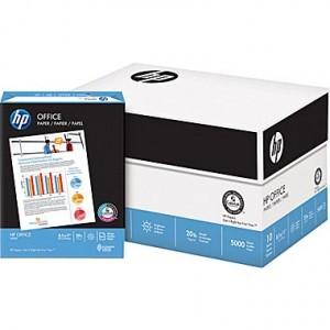 HP Office Paper Case