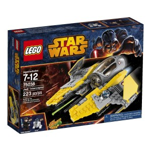 Lego Star Wars Jedi Interceptor 300x300 LEGO Star Wars Jedi Interceptor $20.79  *Price Low*