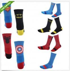 Marvel Super Hero Crew Socks