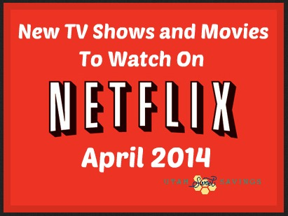 Netflix New April 2014 Netflix Instant Streaming: New TV Shows and