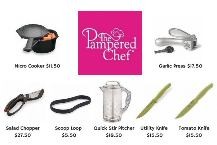 Pampered Chef Giveaway 3