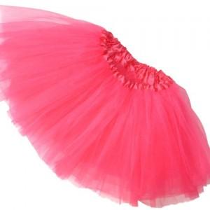 Pink Ballet Tutu 300x300 12 Neon Pink Ballet Tutu $3.43!  Free Shipping!