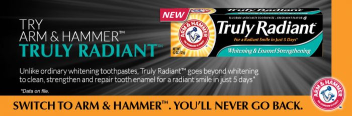 Truly Radiant Freebie