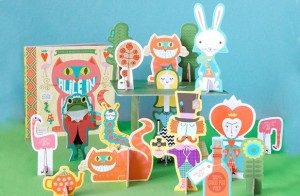 babylit book playsets