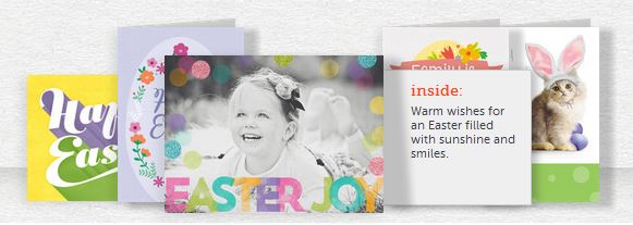 cardstore easter cards Cardstore: Easter Cards & Invites for $1.29, Stamp Included!