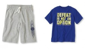 childrens place boys shorts