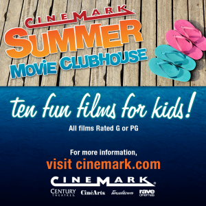 5 movies for $10 cinemark