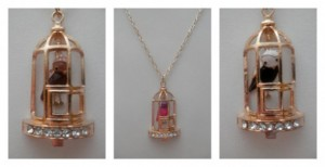 songbird necklace