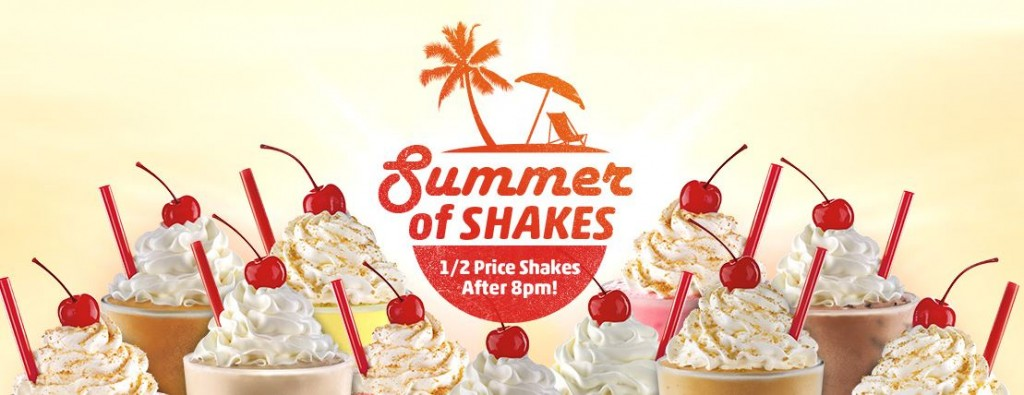 sonic summer shakes