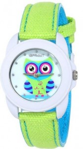 sprout owl watch 168x300 Cute Sprout Owl Watch for $26.25 Plus Free Tote Bag!