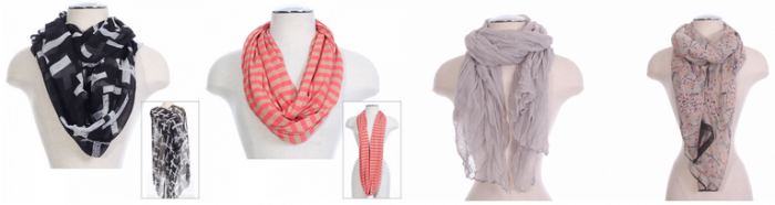 tagunder scarf blowout sale