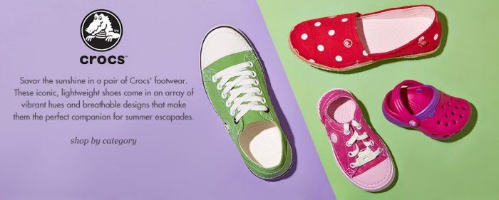 zulily crocs Zulily: Crocs on Sale! Plus HUGE Blowout Sale With Thousands of Items!